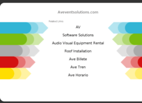 aveventsolutions.com