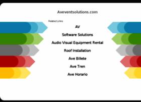 aveventsolutions.com