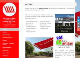 aveyron-stores.fr