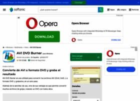 avi-dvd-burner.softonic.com