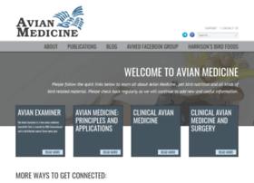 avianmedicine.net