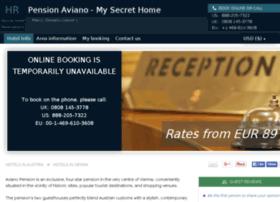 aviano-pension-vienna.h-rez.com