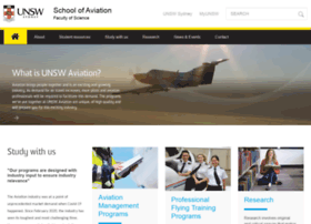 aviation.unsw.edu.au