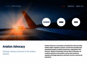 aviationadvocacy.aero