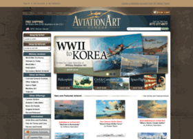 aviationarthangar.com