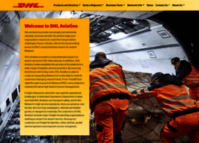 aviationcargo.dhl.com