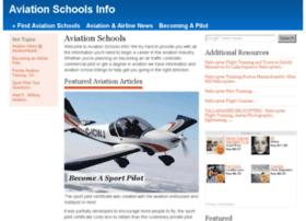 aviationschoolsinfo.com
