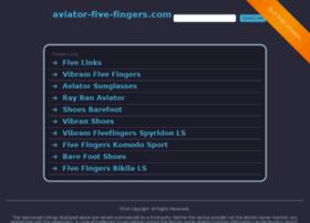 aviator-five-fingers.com