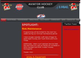 aviatorhockey.org