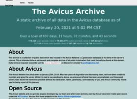 avicus.net