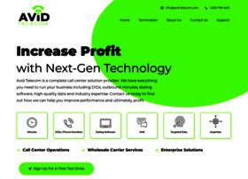 avid-telecom.com