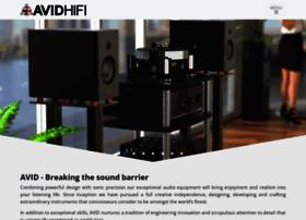 avidhifi.com