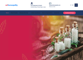 avihomeopathy.com