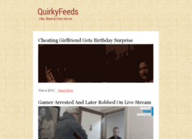 avis.quirkyfeeds.com