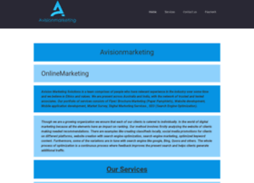 avisionmarketing.com