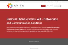 avitacommunications.com