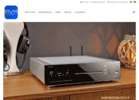 avm-audio.com