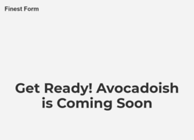 avocadoish.com