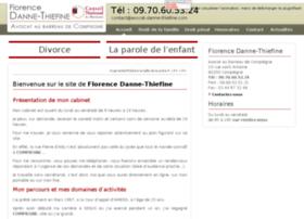 avocat-danne-thiefine.com