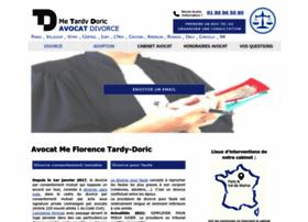 avocat-tardy-doric.com