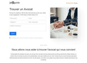 avocat.joliguide.fr