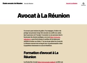 avocats-reunion.net