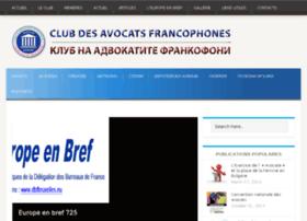 avocatsfrancophonesbg.eu