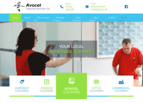 avocet-cleaning.co.uk
