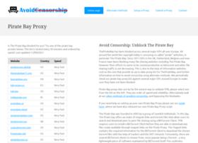 avoidcensorship.com