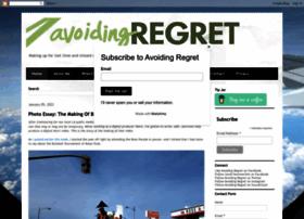avoidingregret.com