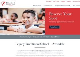 avondale.legacytraditional.org