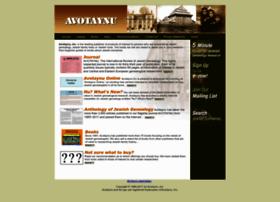 avotaynu.com