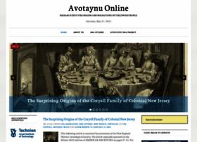avotaynuonline.com