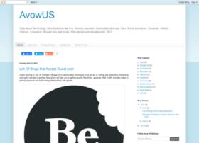 avowus.blogspot.com