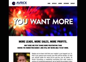 avrickconsulting.com
