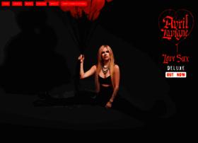 avrillavigne.com