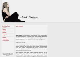 avrillavigne.sitesi.web.tr