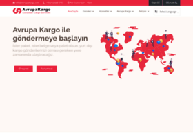 avrupakargo.com