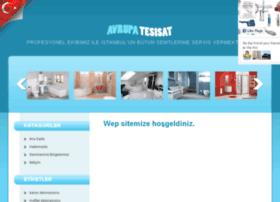 avrupatesisat.net