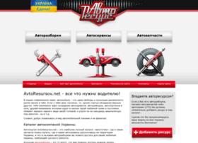 avtoresursov.net