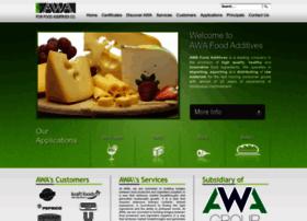 Awa-foodadd.com