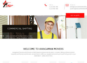 awagamanpackers.com