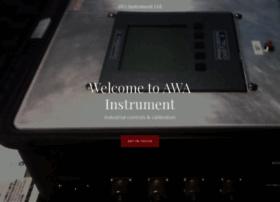 awainstrument.com