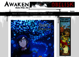 awakencomic.com
