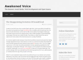 awakenedvoice.com