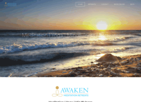 awakenmeditationretreats.com