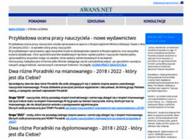 awans.net