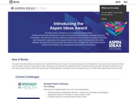 award.aspenideas.org