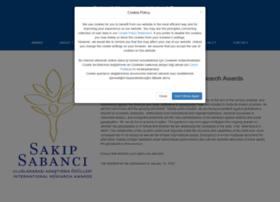 award.sabanciuniv.edu