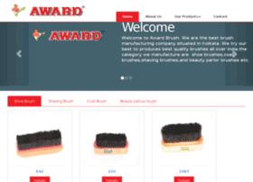 awardbrush.com
